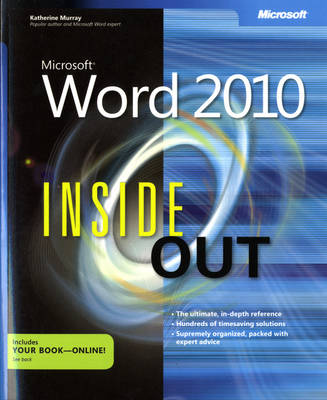 Microsoft Word 2010 Inside Out (Paperback)