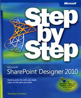Microsoft SharePoint Designer 2010 Step by Step (Paperback)