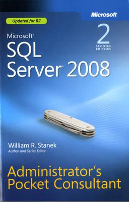 Microsoft SQL Server 2008 Administrator's Pocket Consultant (Paperback)