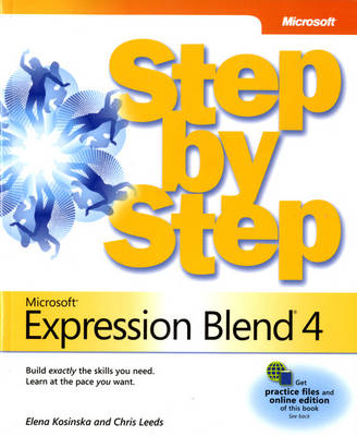 Microsoft Expression Blend 4 Step by Step (Paperback)