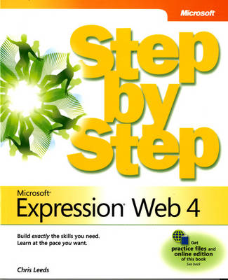 Microsoft Expression Web 4 Step by Step (Paperback)