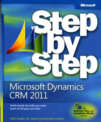 Microsoft Dynamics CRM 2011 Step by Step (Paperback)