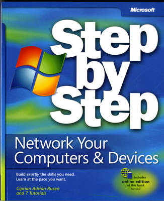 Network Your Computer & Devices Step by Step (Paperback)