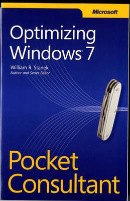 Optimizing Windows 7 Pocket Consultant (Paperback)