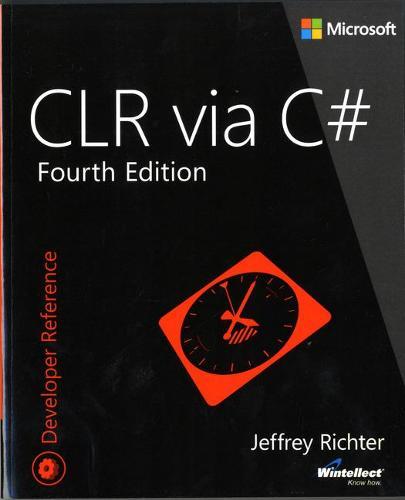 CLR via C# (Paperback)