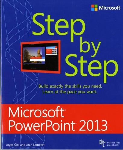 Microsoft Access 2013 Step by Step (Paperback)