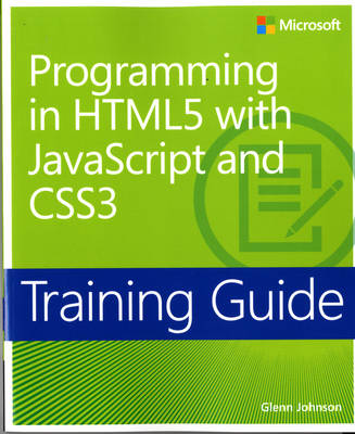 Programming in HTML5 with JavaScript and CSS3: Training Guide (Paperback)
