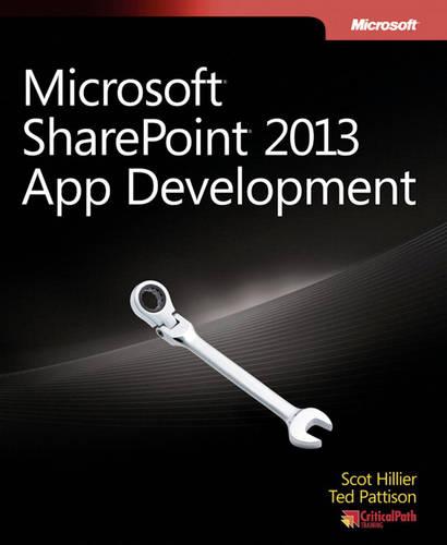 Microsoft SharePoint 2013 App Development (Paperback)