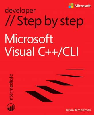 Microsoft Visual C++/CLI Step by Step (Paperback)