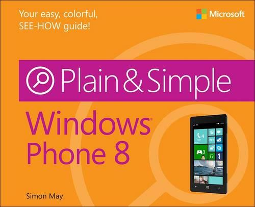 Windows Phone 8 Plain & Simple (Paperback)