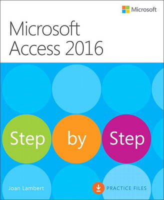 Microsoft Access 2016 Step by Step (Paperback)