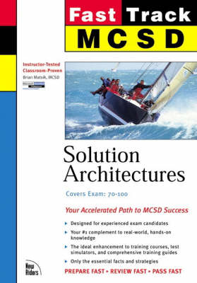 MCSD Fast Track: Solution Architectures (Paperback)