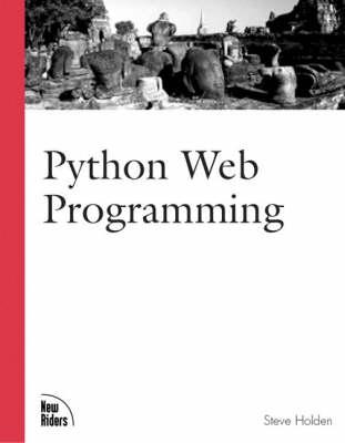 Python Web Programming (Paperback)