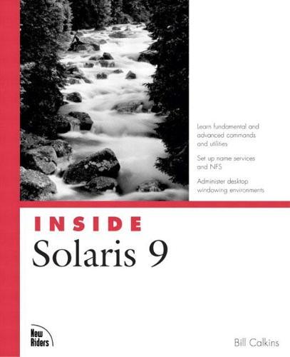 Inside Solaris 9 (Paperback)