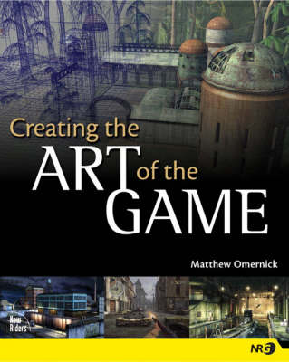 Creating the Art of the Game (Paperback)