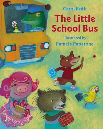 The Little School Bus (Paperback)