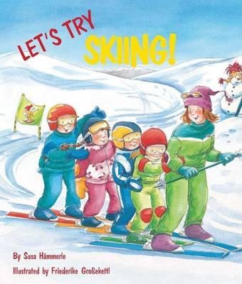 Lets Try Skiing (Hardback)