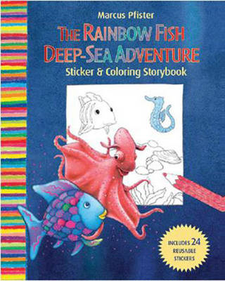 The Rbf Deep Sea Adventure: Sticker and Colouring Storybook (Paperback)