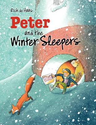 Peter and the Winter Sleepers (Hardback)