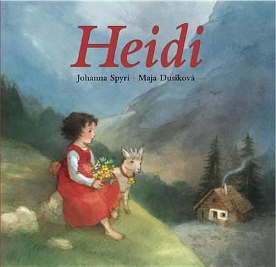 Heidi Mini Book (Hardback)
