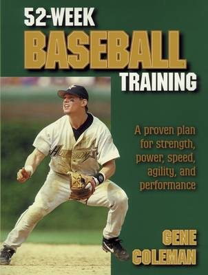 52 Week Baseball Training (Paperback)