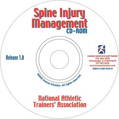 Spine Injury Management CD (Book)