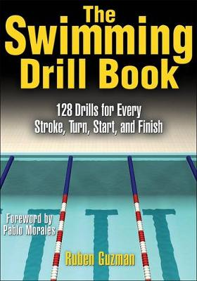 The Swimming Drill Book (Paperback)