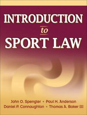Introduction to Sport Law (Hardback)