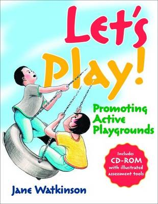 Let's Play!: Promoting Active Playgrounds