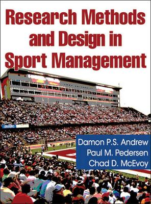 Research Methods and Design in Sport Management (Hardback)