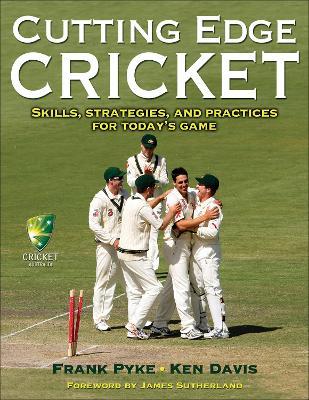 Cutting Edge Cricket (Paperback)