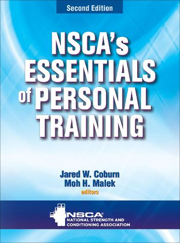 NSCA's Essentials of Personal Training (Hardback)
