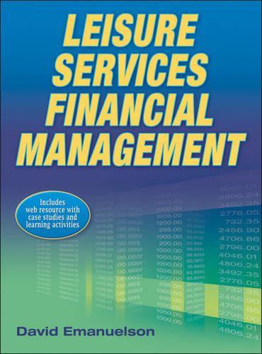 Leisure Services Financial Management (Hardback)