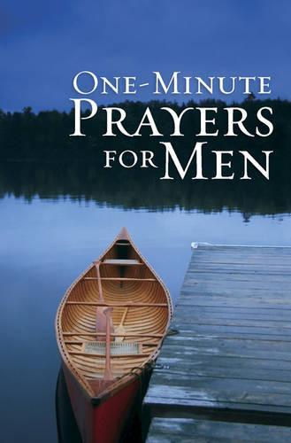 One-Minute Prayers for Men Gift Edition (Hardback)