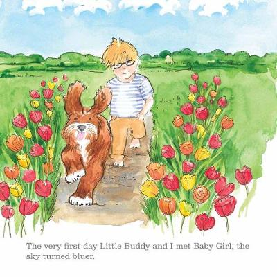 Reagandoodle and Little Buddy Welcome Baby: The Blessing and Fun of a New Little One - Adventures of Reagandoodle and Little Buddy (Hardback)