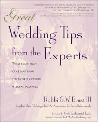Great Wedding Tips from the Experts (Paperback)