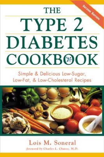 The Type 2 Diabetes Cookbook (Paperback)