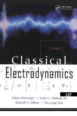Classical Electrodynamics - Frontiers in Physics (Hardback)