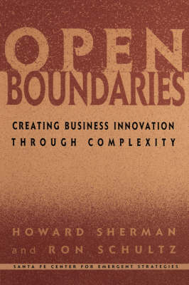 Open Boundaries: Creating Business Innovation Through Complexity (Paperback)