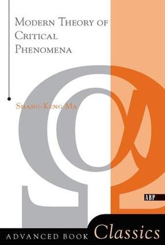 Modern Theory Of Critical Phenomena (Paperback)
