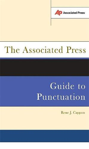 The Associated Press Guide To Punctuation (Paperback)