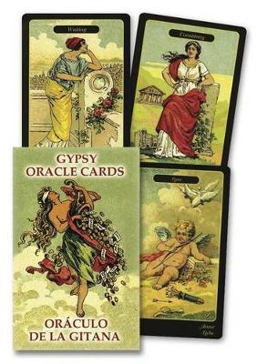 Gypsy Oracle Cards: Oraculo De La Gitana