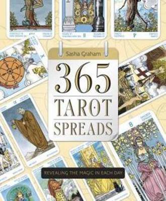 365 Tarot Spreads: Revealing the Magic in Each Day (Paperback)