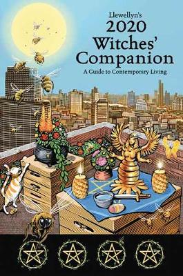 Llewellyn's 2020 Witches' Companion: A Guide to Contemporary Living (Paperback)