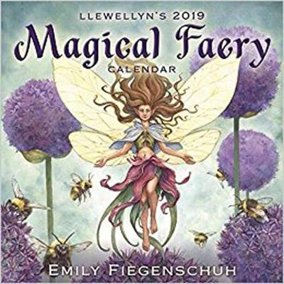 Llewellyn's 2019 Magical Faery Calendar (Calendar)