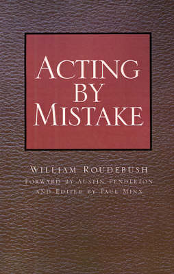 Acting by Mistake (Paperback)