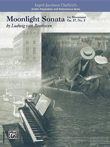 Sonate 14 CIS O27/2 Mondschein (Book)