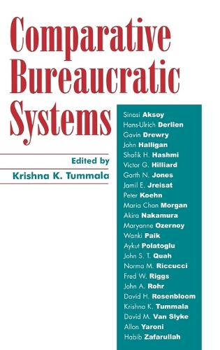 Comparative Bureaucratic Systems (Hardback)