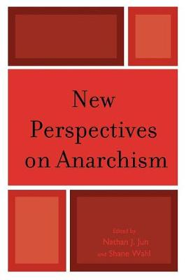 New Perspectives on Anarchism (Paperback)