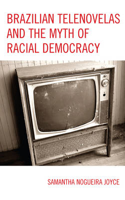 Brazilian Telenovelas and the Myth of Racial Democracy - Critical Studies in Television (Hardback)